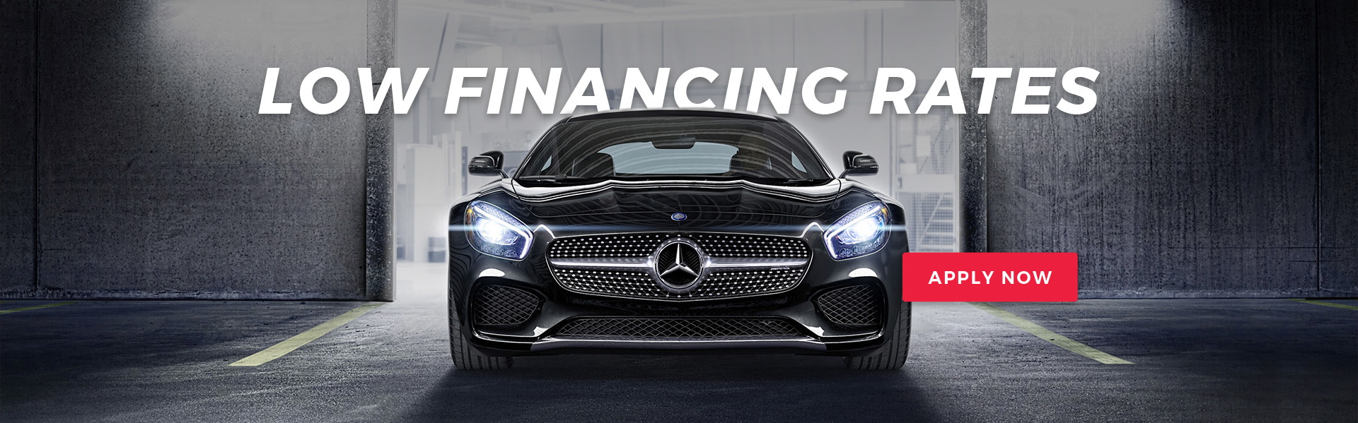 Low Financing Rates